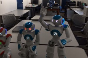 Self Aware Robots