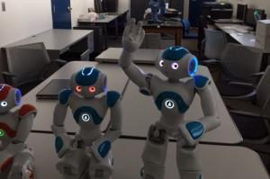 Self Aware Robots